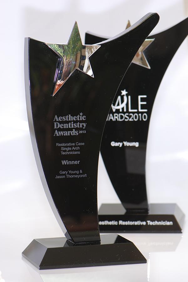 Aesthetic Dentistry Award Winners
